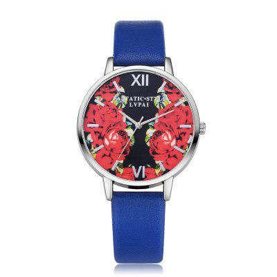 Lvpai P232-3 New Fashion Women's Quartz Watch