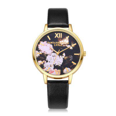Lvpai P083-1 New Fashion Women's Quartz Watch