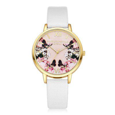 Lvpai P084-1 New Fashion Women's Quartz Watch