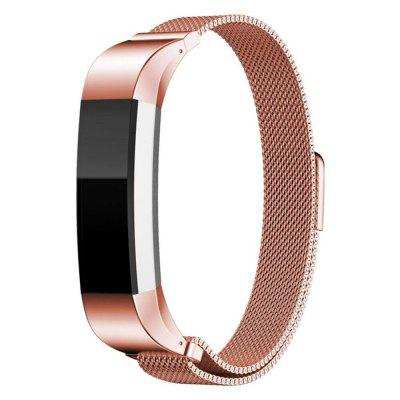 For Fitbit Alta Heart Rate Bracelet The Milanese Stainless Steel Band