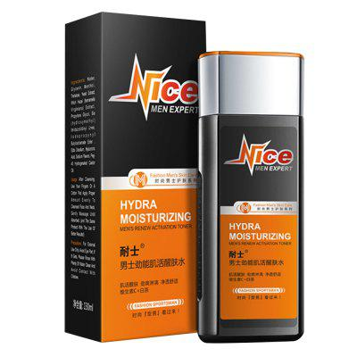 NICE Men's Refreshing Toner 130ML