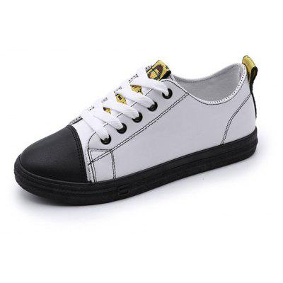2018 New All-match Leisure and Flat Shoes