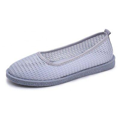 2018 New Fashion Casual Women  Breathable Mesh Shoes