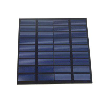 SW01509 1.5W 9V Monocrystalline silicon DIY Solar Panel Cell for Education
