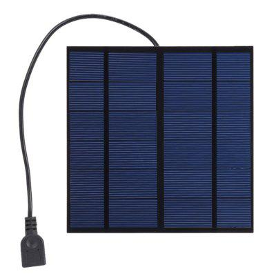 SW3005U 3W 6V USB Output Solar Panel Charger for Power Bank