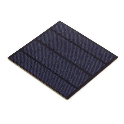 SW3006 3W 6V Monocrystalline Silicon Mini Solar Panel Cell for DIY