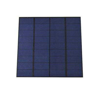 SW3009 3W 9V Polysilicon PET Mini Solar Panel Cell for DIY