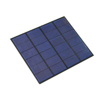 SW3506 3.5W 6V Monocrystalline Silicon Mini Solar Panel Cell for DIY
