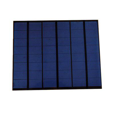 SW3512 3.5W 12V Polysilicon Mini PET Solar Panel Cell for DIY