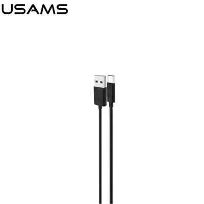 USAMS SJ039 Micro USB Cable 2A Fast Charging Date Sync 1M remax 2 in 1 micro usb cable 1m fast charging