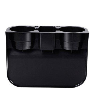 QC12 Multi-Function Slot Stopper Car Cup Holder