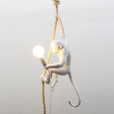 Contemporary Simple Monkey Style Pendant Light for Restaurant Mall