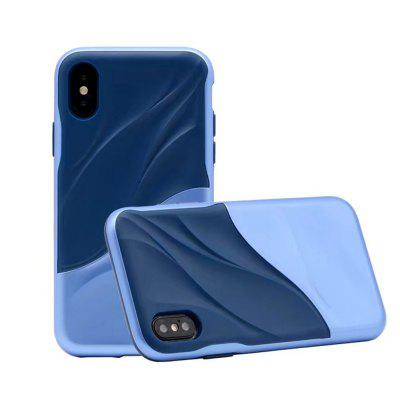For iPhone X Case Dual Layer Heavy Duty 3D Textured Shock Cover dhl shipping newest heavy duty truck scanner adblue emulator for volvo support euro6
