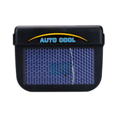 Solar Energy Car Auto Cool Air Vent With Rubber Stripping Car Ventilation Fan solar energy modelling and assessing photovoltaic energy