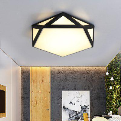 JX7737 - 24W -WJ Stepless Dimmable Ceiling Light