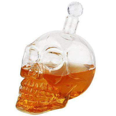 Creative Wine Decanter Whiskey Cocktail Bottle and Glass Set