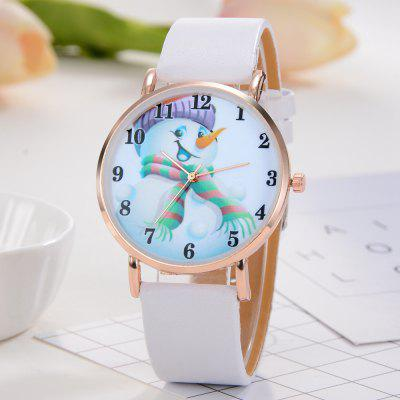 XR2492 Womens Snowman Dial Analog Quartz Leather Wrist WatchMens Watches<br>XR2492 Womens Snowman Dial Analog Quartz Leather Wrist Watch<br><br>Band material: PU<br>Band size: 24.4 x 2 CM<br>Case material: Metal<br>Clasp type: Pin buckle<br>Dial size: 4.1 x 4.1 x 0.4 CM<br>Display type: Analog<br>Movement type: Quartz watch<br>Package Contents: 1 x Watch<br>Package size (L x W x H): 25.00 x 5.00 x 0.50 cm / 9.84 x 1.97 x 0.2 inches<br>Package weight: 0.0290 kg<br>Product size (L x W x H): 24.40 x 4.10 x 0.40 cm / 9.61 x 1.61 x 0.16 inches<br>Product weight: 0.0280 kg<br>Shape of the dial: Round<br>Watch mirror: Mineral glass<br>Watch style: Jewellery, Childlike, Lovely, Classic, Fashion, Casual<br>Watches categories: Women,Female table<br>Water resistance: No