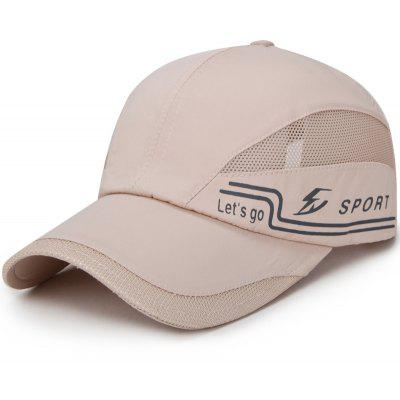ZHAXIN Man Outdoor Sports Schnelltrocknende Baseball Caps