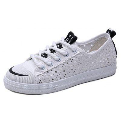 2018 New Casual Breathable Shoes