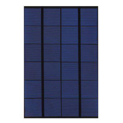 SW4206 4.2W 6V Monocrystalline Silicon PET Solar Panel Cell for DIY Test
