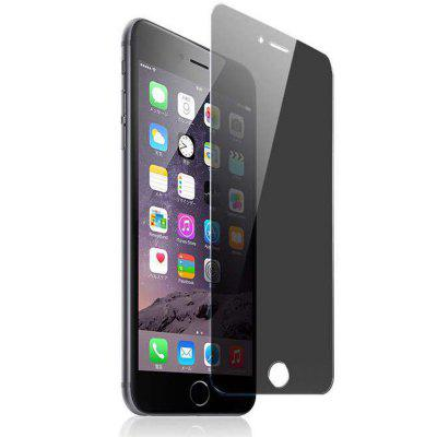 Privacy Screen Anti-Spy Tempered Glass Clear Thin  Membrane Film for iPhone 7/8