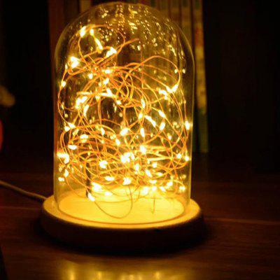 Creative Firetree LED Night Lamp Home Decoration