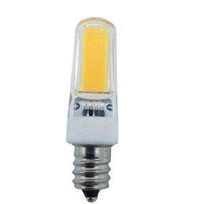 2PCS 3W E12 COB 2609 120V Dimmable 330Lm Mini LED Bulb