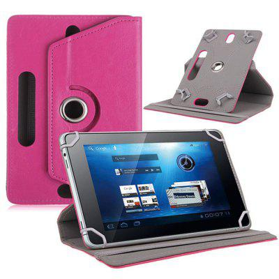 360 Degree Rotating Universal  PU Leather Case for 10.1 inch Tablet