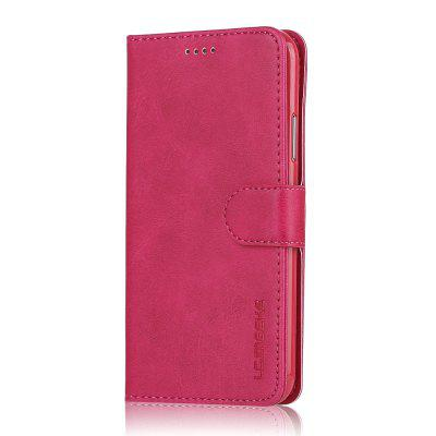 Cover Case for iPhone X Luxury Leather Wallet Silicon Flip Card Slots