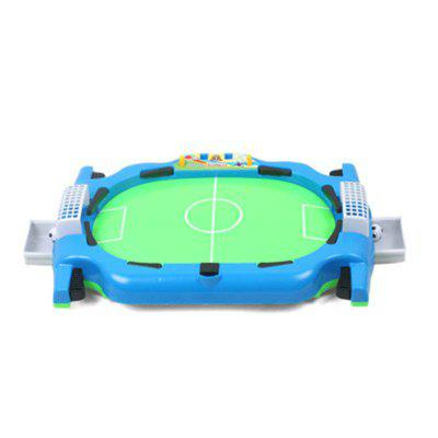 Table Football Interactive Game Machine Sports Children Puzzle Toys Unisex Plast