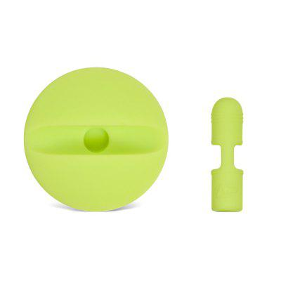 2 in 1 Silicone Anti-Lost Cap Cover Holder for Apple Pencil