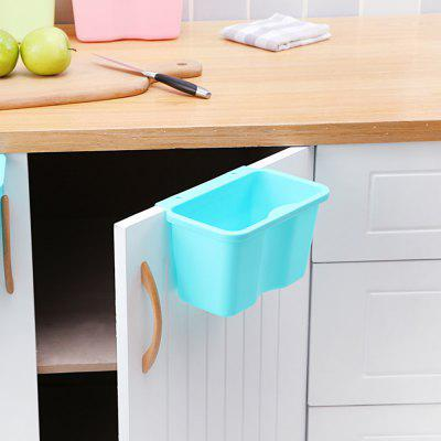 Kitchen Plastic Hanging Trash CanHome Gadgets<br>Kitchen Plastic Hanging Trash Can<br><br>Materials: PP<br>Package Contents: 1 x Trash Can<br>Package Size(L x W x H): 21.50 x 14.00 x 13.00 cm / 8.46 x 5.51 x 5.12 inches<br>Package weight: 0.1900 kg<br>Product Size(L x W x H): 21.00 x 13.50 x 12.50 cm / 8.27 x 5.31 x 4.92 inches<br>Product weight: 0.1800 kg