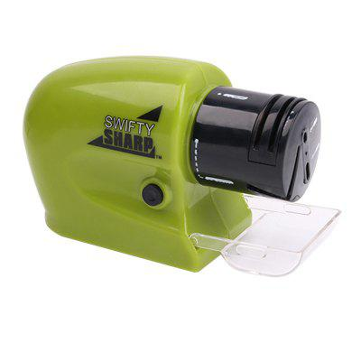Multi-functional Precision Battery Powered Sharpener Motorized Kitchen Tool