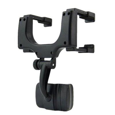 Mobile Phone Holder Rearview Mirror Vehicle Mounted Phone Stand