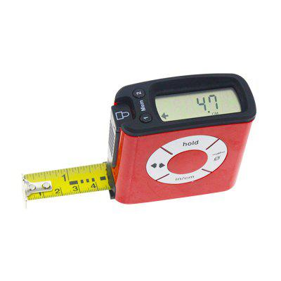 5 Meters Digital Steel Tape Measure Suitable for Precision Engineering