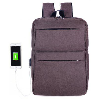 FLAMEHORSE Simple Business Computer Backpack