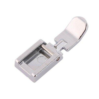 New Home Sewing Machine Invisible Zipper Presser FootHome Gadgets<br>New Home Sewing Machine Invisible Zipper Presser Foot<br><br>Materials: Metal<br>Package Contents: 1 x Sewing Machine Presser Foot<br>Package Size(L x W x H): 8.00 x 5.00 x 5.00 cm / 3.15 x 1.97 x 1.97 inches<br>Package weight: 0.0100 kg<br>Product Size(L x W x H): 4.50 x 2.00 x 1.00 cm / 1.77 x 0.79 x 0.39 inches<br>Product weight: 0.0025 kg