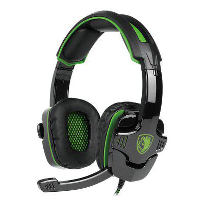 Sa-930ps4 Headphones with Single - Hole Laptop with Headset Microphone