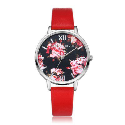 Lvpai P86-3 New Fashion Women's Quartz Watch