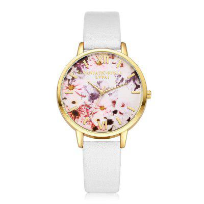 Lvpai P89-1 New Fashion Women's Quartz Watch