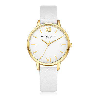 Lvpai P91-1 New Fashion Women's Quartz Watch