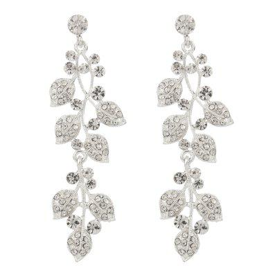 New Style Multi-layer Leaves Earrings