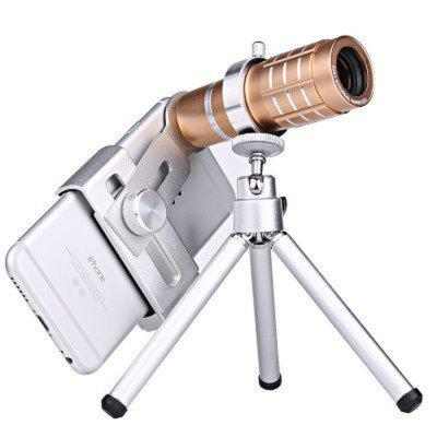 Apexel HD 12X Zoom Telephoto Lens for Mobile Phone