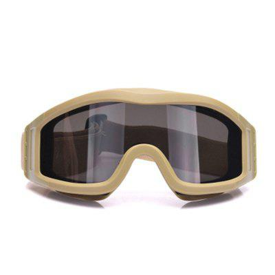 Desert Antifogging and Sand Protection Goggles