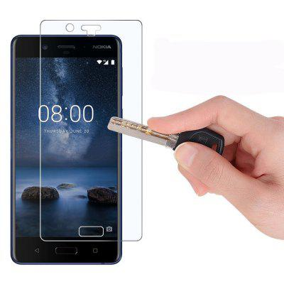 Screen Protector for Nokia 8 High Sensitivity Clear Premium Tempered Glass nokia 6700 classic illuvial