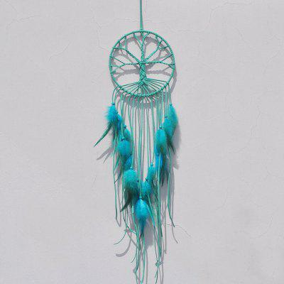New Style Tassel Ribbon Dreamcatcher Fashion and Simple Decoration