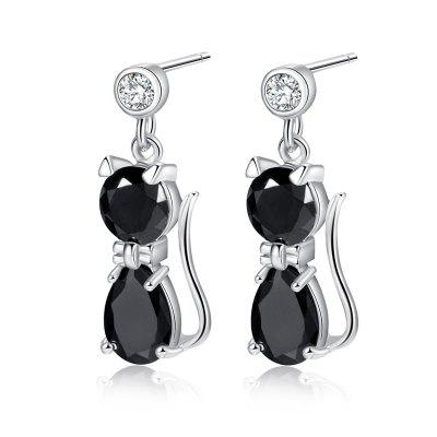 Lovely Beautiful Zircon Earrings ERZ0297