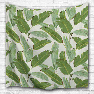 Banana Leaf 3D Printing Home Wall Hanging Tapestry for Decoration
