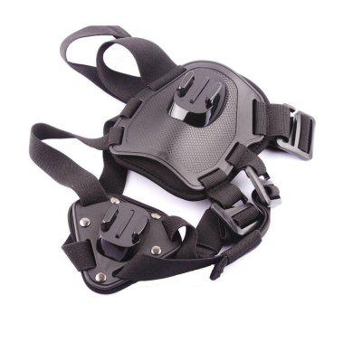 Pet Harness Chest Back Mount Strap Accessories for Sports Cameras Products