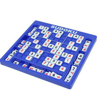 Sudoku Board Game Develop Child Logical Thinking Training Early Educational Toys 2 8in lcd sudoku game player 9x9